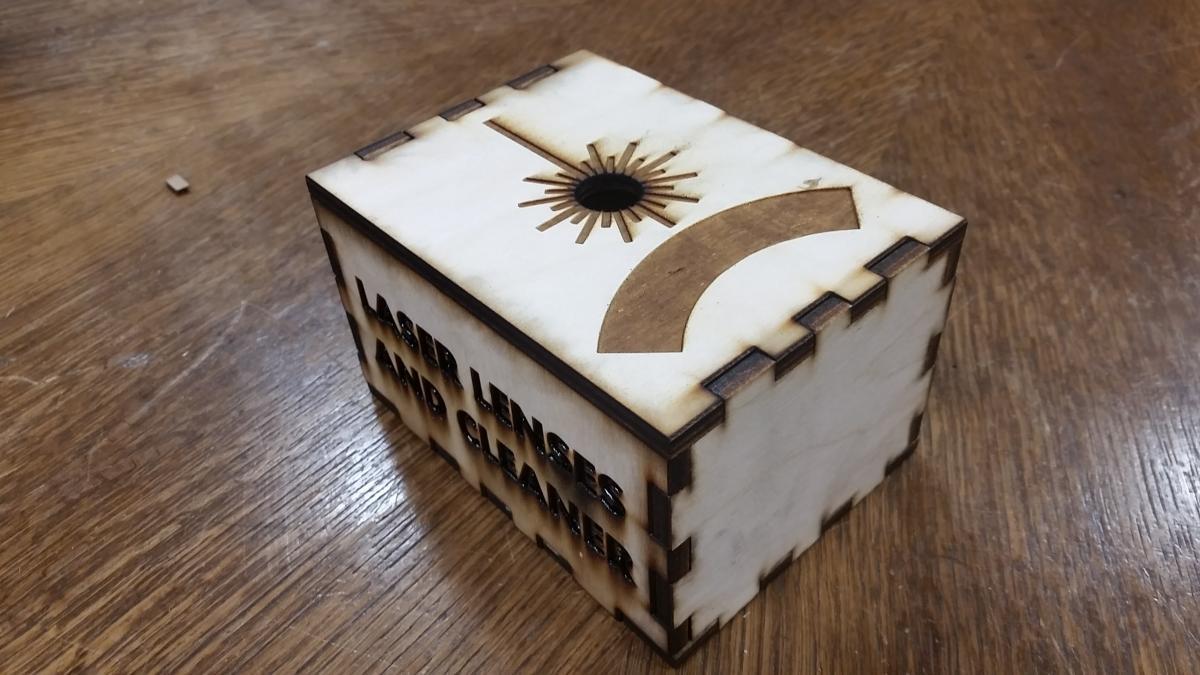 laser cut and engraved box makehaven. Black Bedroom Furniture Sets. Home Design Ideas