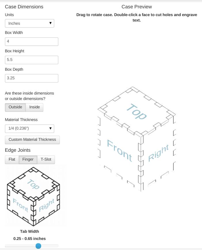 box-design png