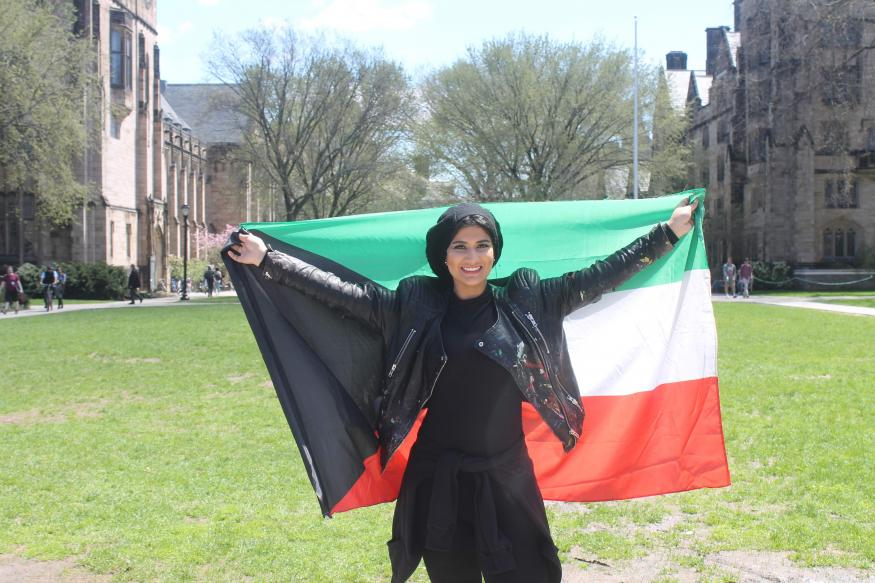 Nour Al Ghadban AIESEC in Yale Intern in Make Haven from