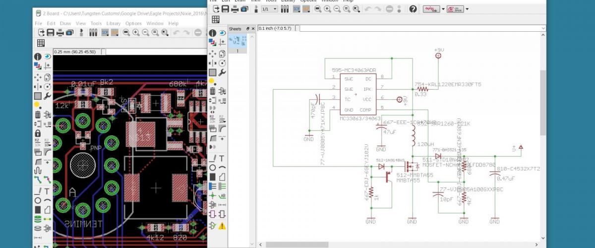 Make Circuit Boards Using Eagle Design Software | MakeHaven