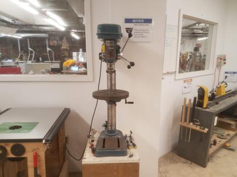 Equipment And Capabilities Makehaven